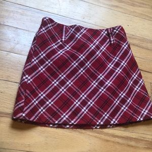 3/$15 OLD NAVY: 5T Plaid skirt: 4th of July!